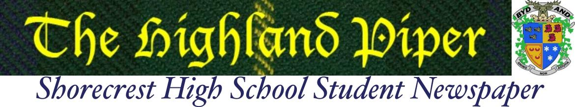 The Student News Site of Shorecrest High School