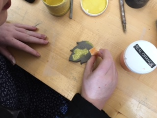 Club Spotlight:  Ceramics Club