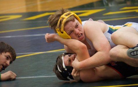 Wrestling Adversity