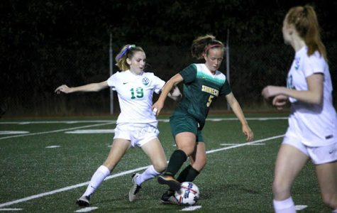 Girls Soccer Reaches Their Goals