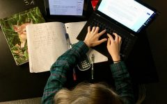 "Students all over the country manage excessive amounts of homework in order to reach elusive ""success."""