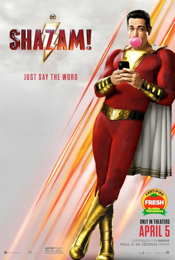 Shazam.. Not a Joke!