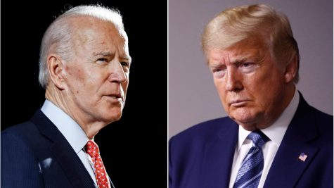 There are fears that President Trump will use illegal means to steal the election from former Vice President Biden.