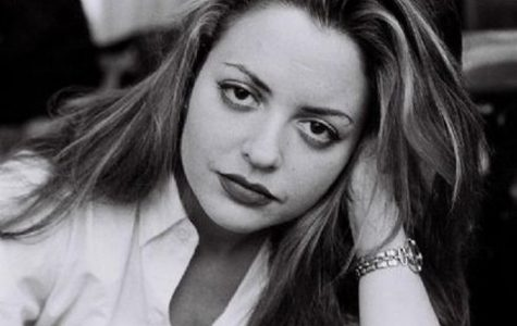 A young Wurtzel posed for the cover of an interview she did with Splice Today.