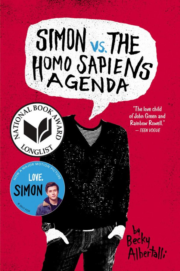 Simon vs the Homo Sapiens Agenda follows 16-year-old and not-so-openly-gay Simon Spier as he navigates high school.