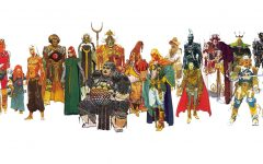"Costumes for Jodorowsky's Dune designed by Jean ""Moebius"" Giraud"