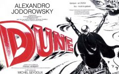 Concept poster for Jodorowsky's Dune created for the 2013 documentary